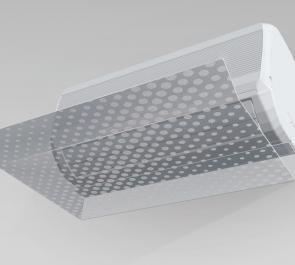 Купить экраны для потолочных кондиционеров в компании «СплитЭкран»