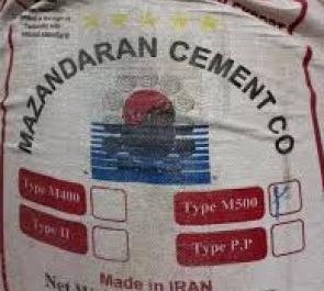 Иранский цемент