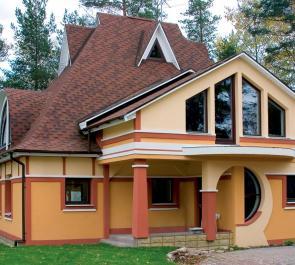 Индивидуальные проекты домов под ключ