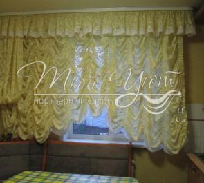 Делаем французские шторы.