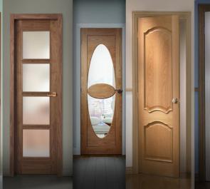 Недорогие ламинированные двери: за и против.