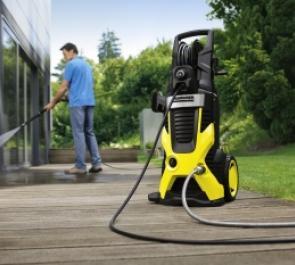 Керхер: техника, которая позаботится о чистоте