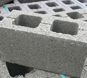 Где применяются унифицированные дырчатые блоки?