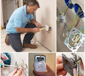 Как выбрать исполнителя для установки розеток и выключателей?